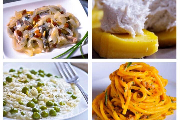 Il meglio della cucina veneziana
