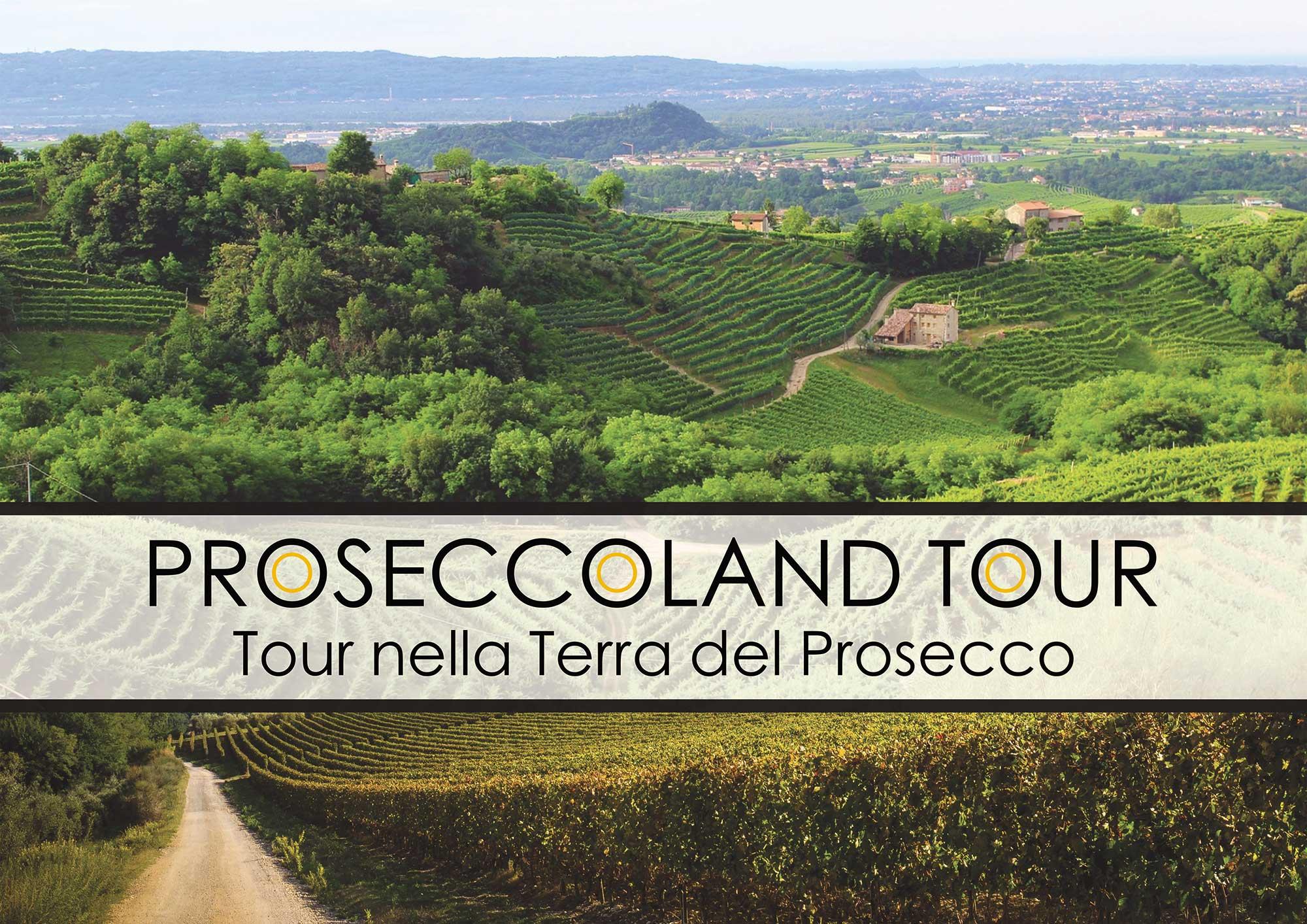 Prosecco land tour Valdobbiadene Conegliano